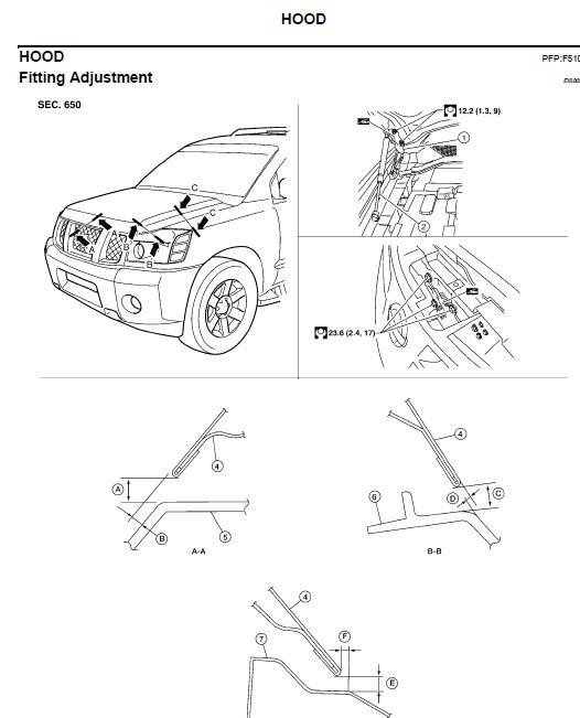 Nissan Armada Ta60 2007 Repair Manual Online Manual Sharing