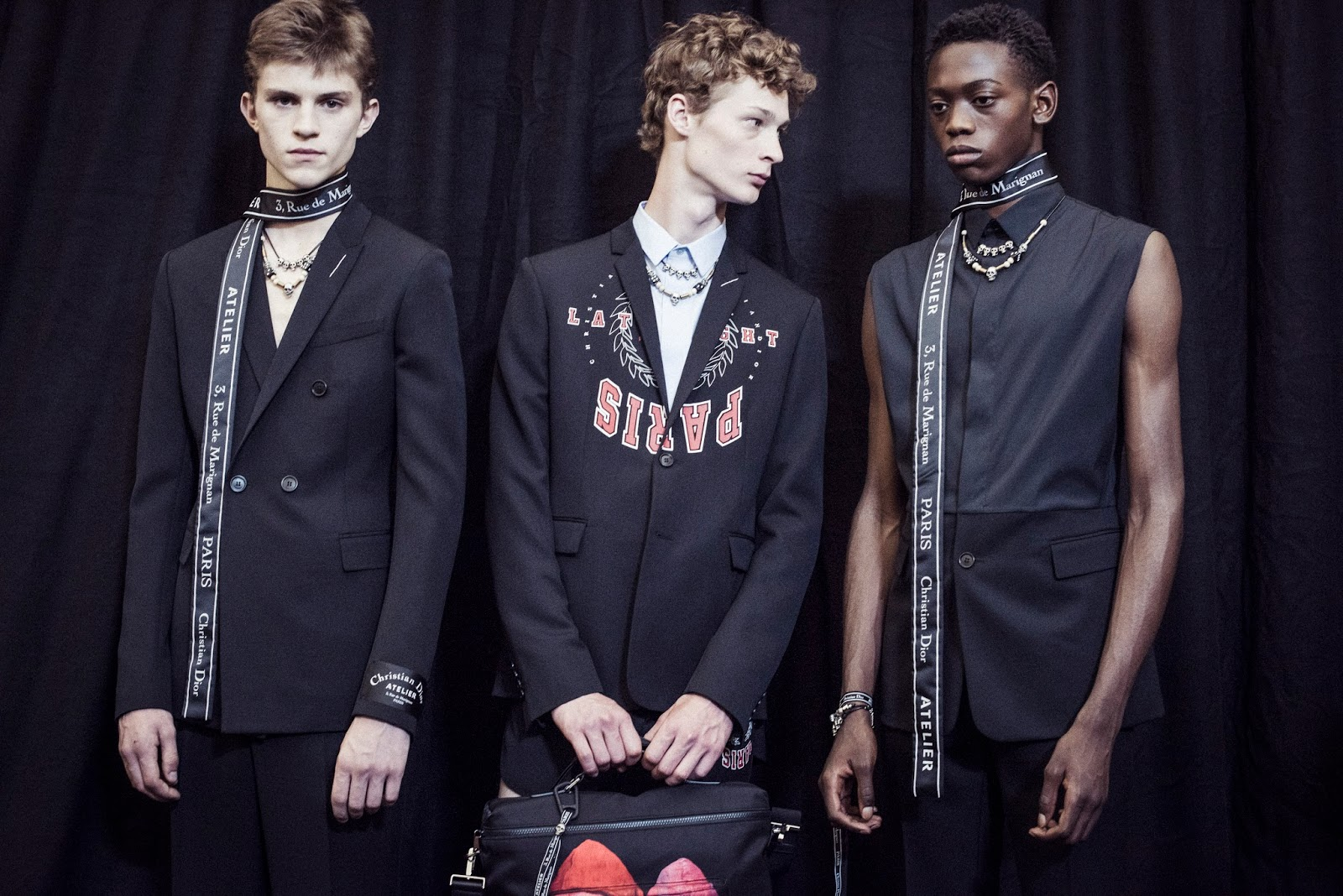 Dior Homme Spring/Summer 18 Videos - Highlights, and Interviews