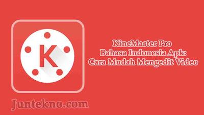 KineMaster Pro Bahasa Indonesia Apk, KineMaster Pro Apk