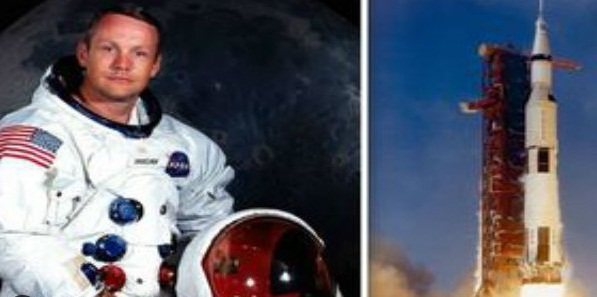 Apollo 11 Astronauts who saw demons in the moon!