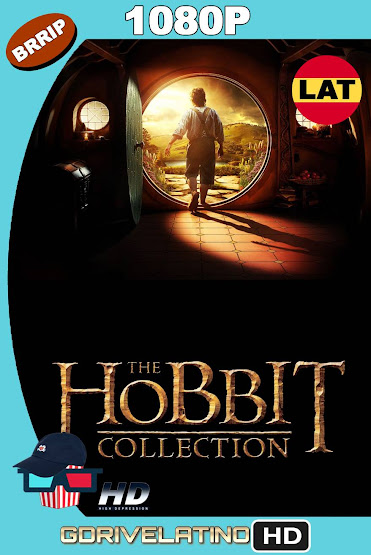 El Hobbit (2012-2014) Colección BRRip 1080p Latino-Ingles MKV