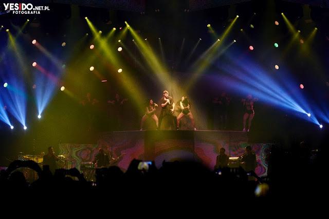 Ricky Martin wraca z koncertem do Polski po 15 latach