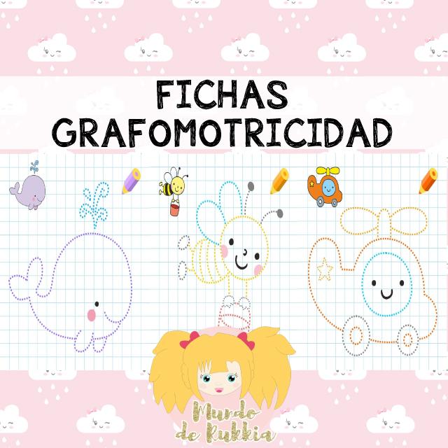 fichas-grafomotricidad-imprimir