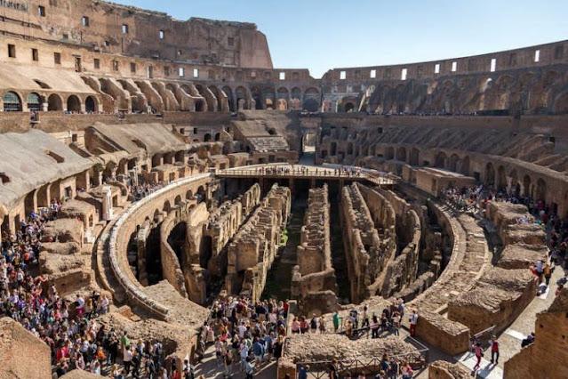 Colosseum Rome 6