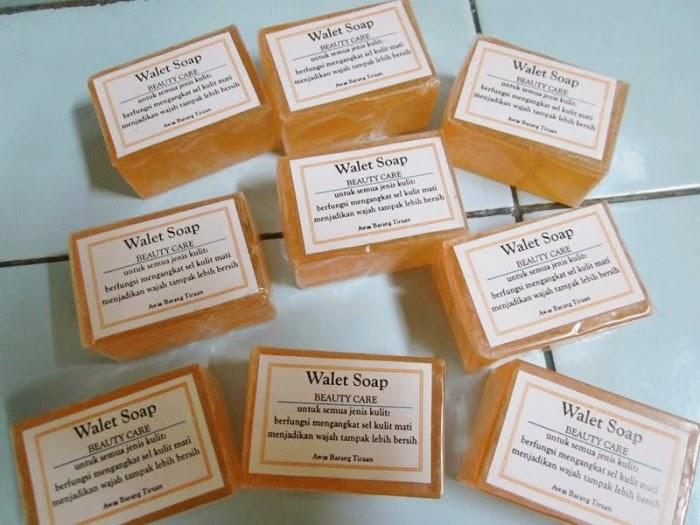 Sabun Walet Walet Soap