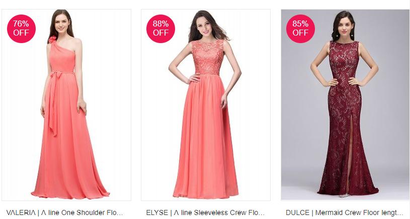Onde Encontrar Vestidos por até $50
