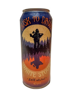 Dusk to Dawn beer