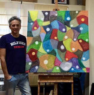 pintores del piramidismo cromatico