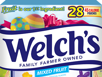 Stuff Those Easter Baskets with Welch's Fruit Snacks  #Review #MBPEGG17