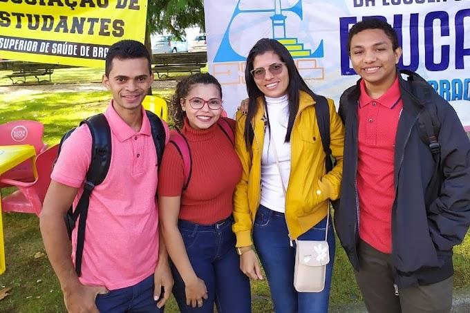 Estudantes do IFPA, Campus Itaituba, já estão em Portugal para intercâmbio de 6 meses