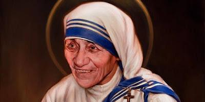 imagem de Santa Teresa de Calcutá