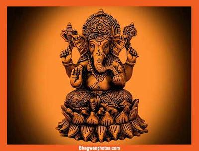 Ganesh Bappa Image Hd