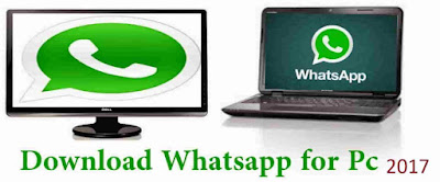 WhatsApp Messenger for PC 2017