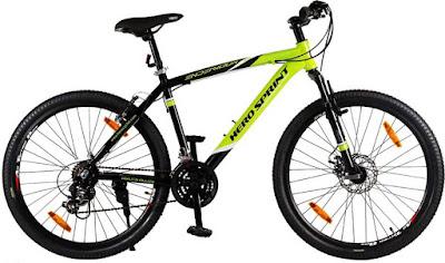 Hero Octane Endeavour 26 T 21 Speed Mountain Cycle