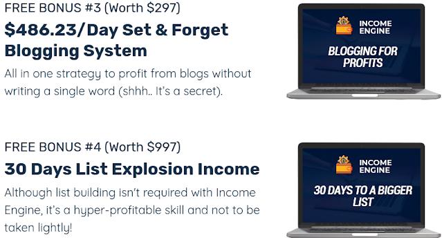 Income Engine Review & Bonuses 81% OFF Should I Get This ?