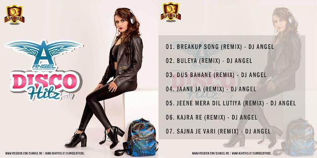 DISCO HITZ VOL. 002 – DJ ANGEL