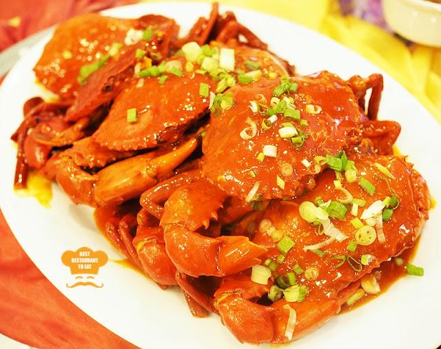 Halal Yummy Crab Promotion @ Tung Yuen Chinese Restaurant Grand Bluewave Hotel Shah Alam