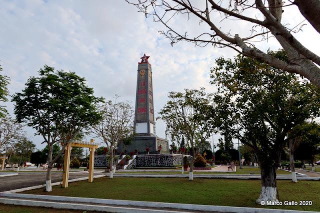 CEMENTERIO DE LOS MÁRTIRES. HOI AN, VIETNAM