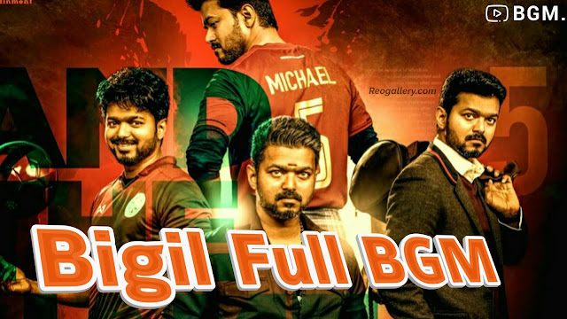 Bigil Full BGM - Ringtone | Original Background Music | AR Rahman - Download