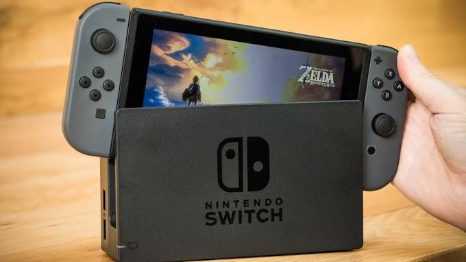Nintendo Switch y sus próximas versiones