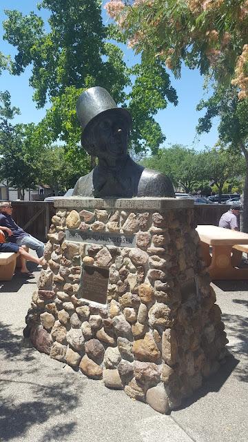 Solvang, Pequeña Dinamarca, California, Elisa N, Blog de Viajes, Hans C. Andersen