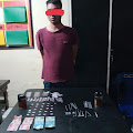 Sat Narkoba Polres Dairi Ciduk JM Pengedar Sabu