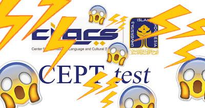 UII CEPT Test