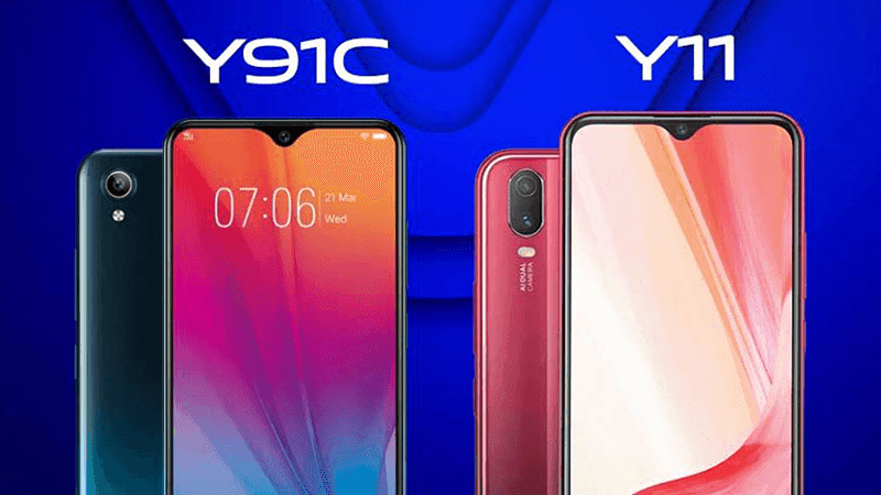 vivo Y91C and Y11 sold out in 2 minutes at Shopee and Lazada 6.6 sale