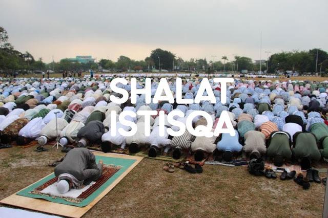 Shalat Istisqa
