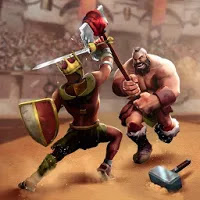 Gladiator Heroes Clash: Fighting and Strategy Game for Android