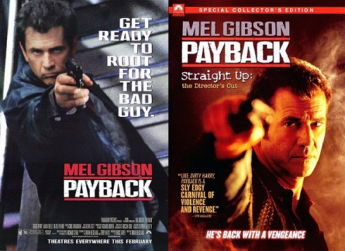 Payback Contra Payback Straight Up The Directors Cut