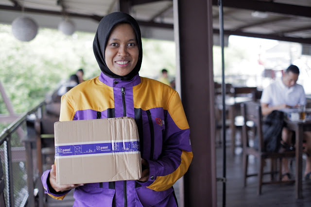 Paxel Indonesia, Sameday Delivery, Antarkan Kebaikan