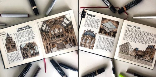 00-Oğuzhan-Çengel-European-Heritage-Architectural-Drawings-www-designstack-co