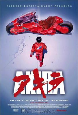 Sinopsis film Akira (1988)