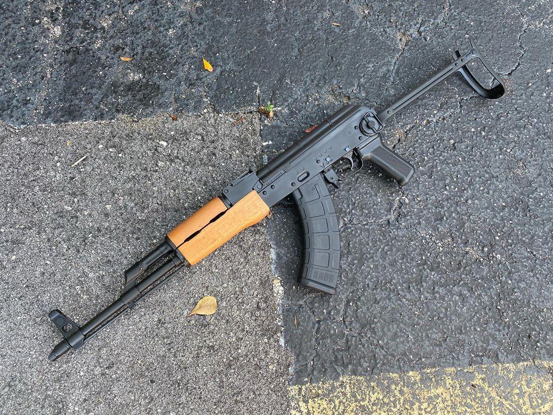 Romanian-AKM-Hungarian-Underfolder-Gunwerks