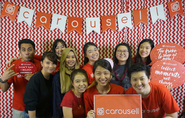 CAROUSELL LIVE! TO RAISE FUNDS FOR THE MALAYSIAN RED CRESCENT SOCIETY