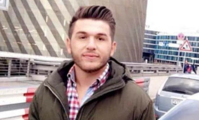 Taulant Baftjaraj, the Albanian who found a bag filled with 7,000 euros in Germany and handed it to the owner
