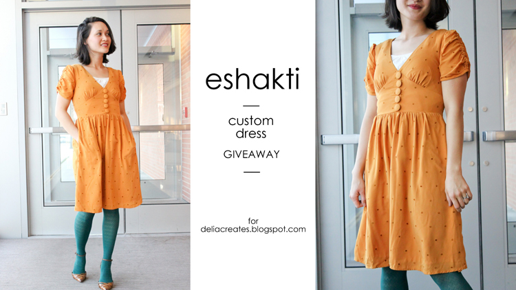 e21480511b5 Eshakti Custom Dress Giveaway