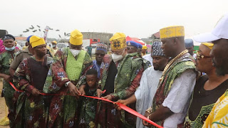 RTEAN  Chairman, Efele Empowers Members with Cars, Generating Set To Mark A Year in Office