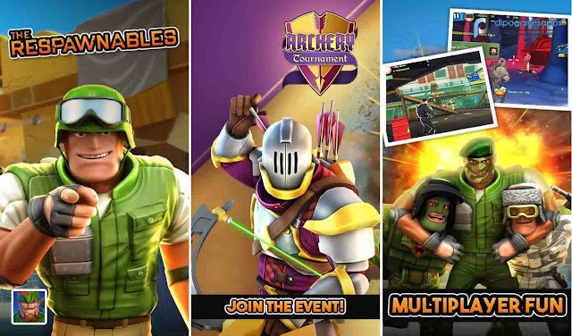 Download Respawnables APK + OBB (MOD, Unlimited Money/Gold)