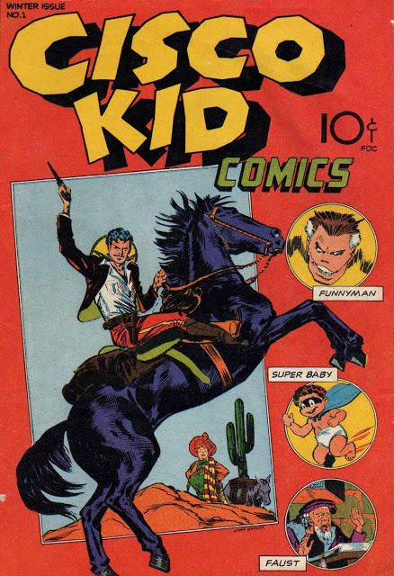 Cisco Kid #01- #41 & FCC 0292. (Cisco Kid Complete Collection)