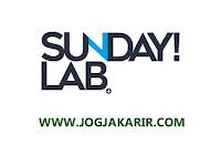 Loker Jogja Part Time Graphic Designer di Sunday Lab