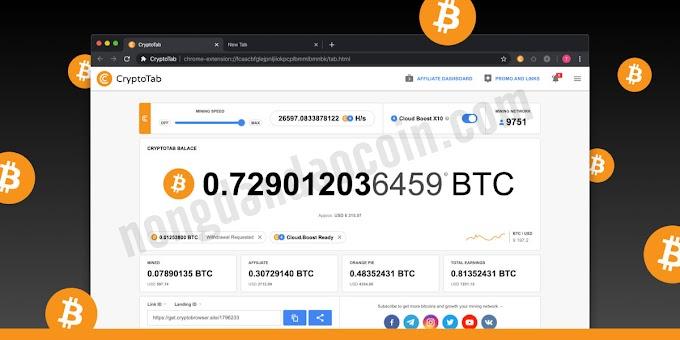 Hướng dẫn đào Bitcoin miễn phí bằng trình duyệt Web