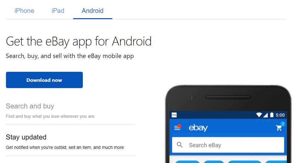 Sellerthink Ebay Kills Close 5 App Marketplace