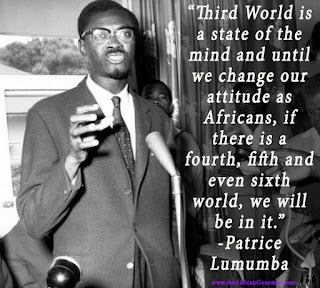 Patrice Lumumba was the first legally elected prime minister of the Democratic Republic of the Congo (DRC)
