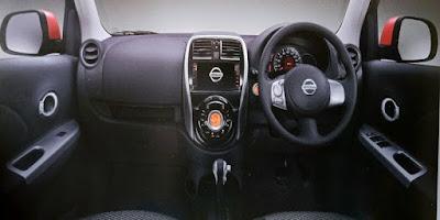 Gambar Spesifikasi Nissan March 1.5L A/T