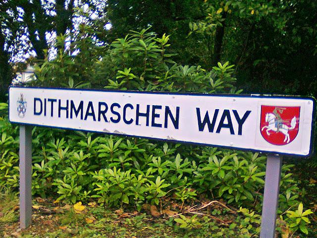 Dithmarschen Way, St.Austell, Cornwall