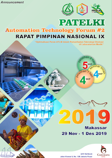 PATELKI Automation Technology Forum #2 | Optimalisasi Peran ATLM dalam Pemanfaatan Teknologi Otomasi di Laboratorium Medik