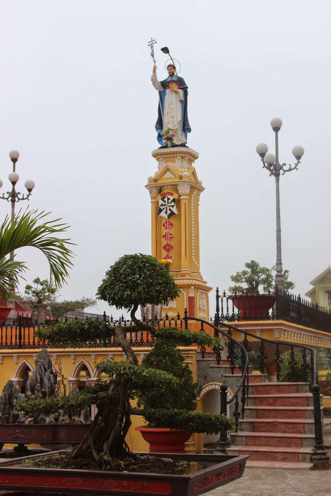giáo xứ đến thánh thức hóa 17