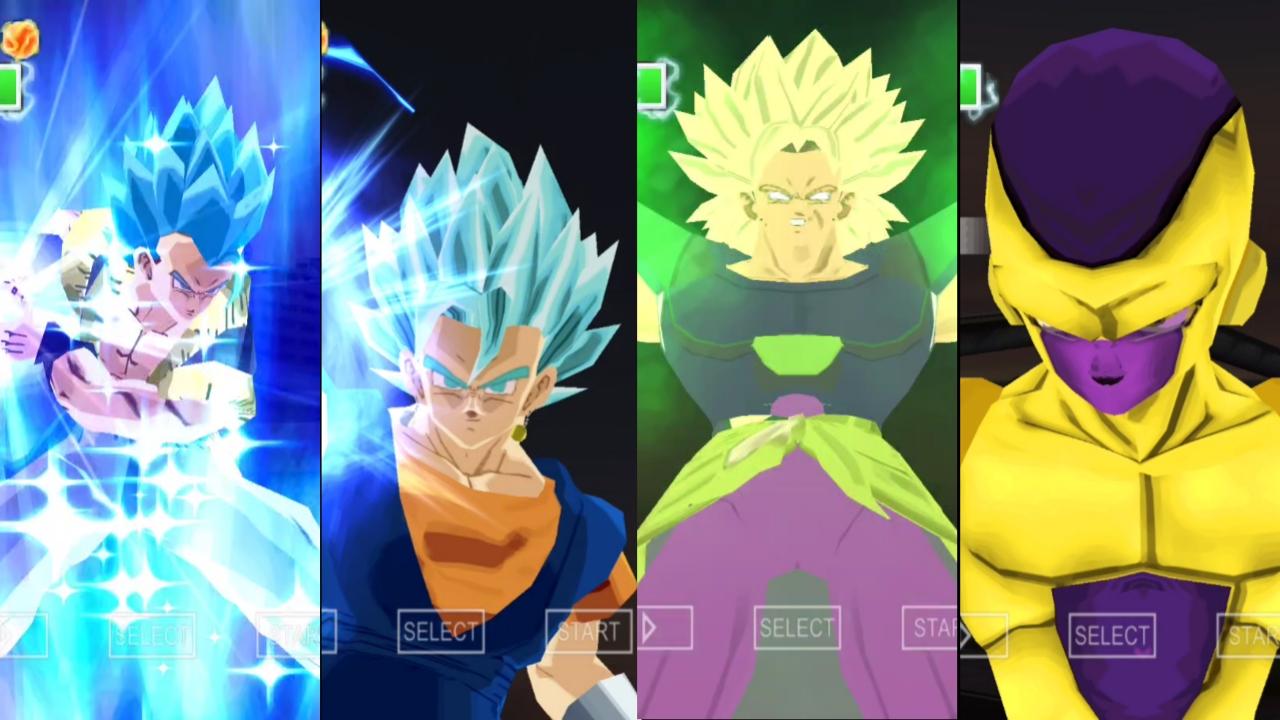 Dragon Ball Super Gogeta Vs Broly